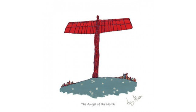 Pictures of Angel of the North