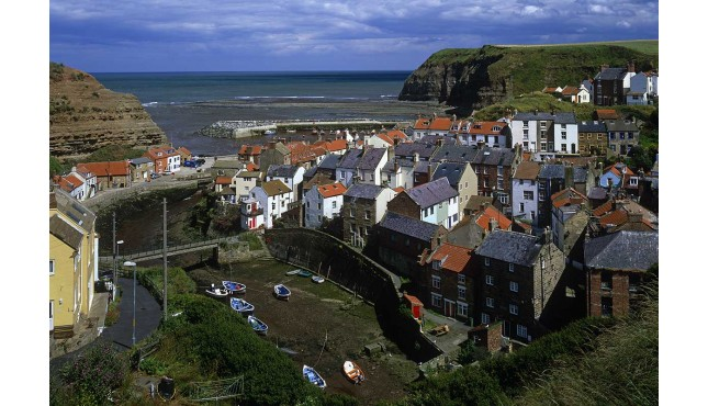 Pictures of Staithes