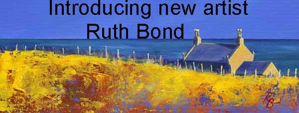 Introducing Ruth Bond