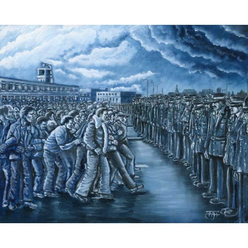 Miners Strike 1984 - The Last Stand
