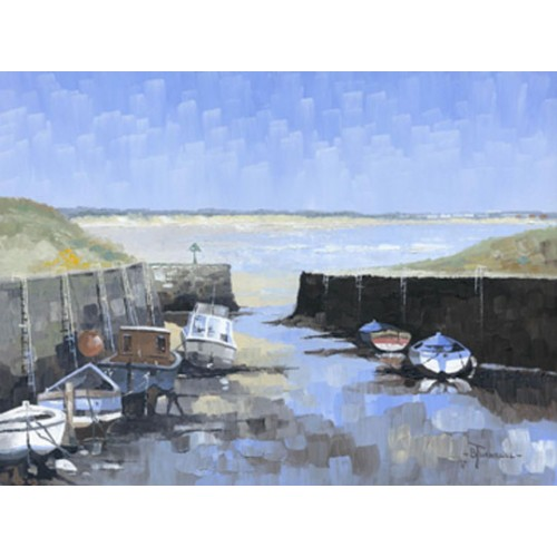 """Low Tide"" Seaton Sluice"