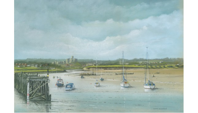 Pictures of Alnmouth and Warkworth
