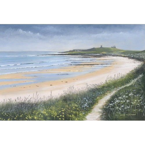 Coastal Path, Dunstanburgh
