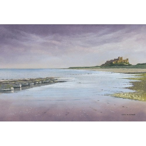 Evening Sky, Bamburgh