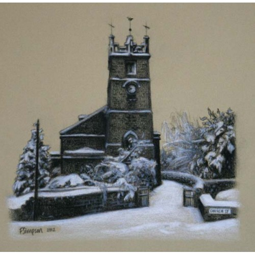 St Mary's Church - Wooler