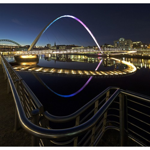 Newcastle/Gateshead Millennium Bridge