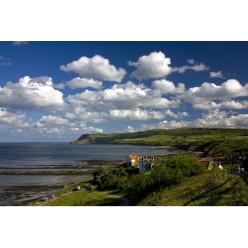 Robin Hood's Bay Clouds