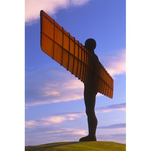 The Angel of the North 3