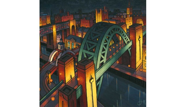 Pictures of Tyne Bridge, Newcastle
