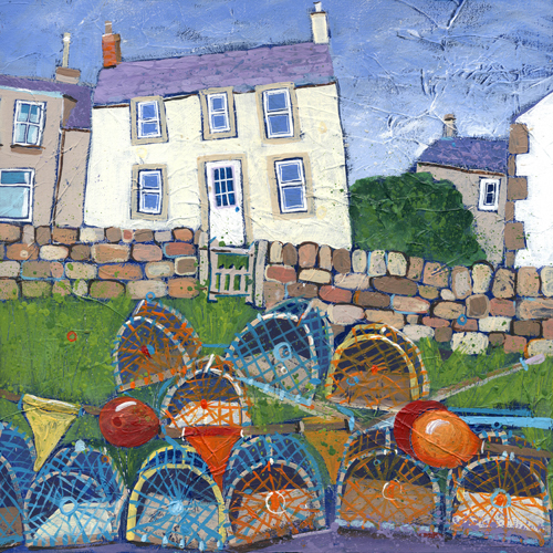 Craster Lobster Pots