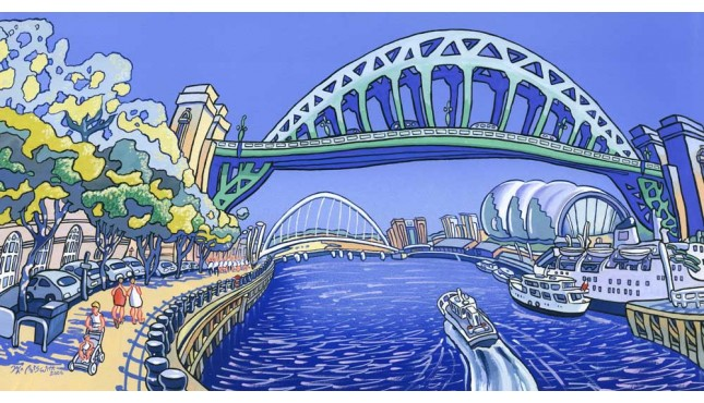 Pictures of The River Tyne