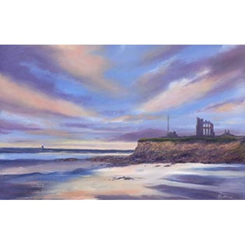 King Edwards Bay and Tynemouth Priory