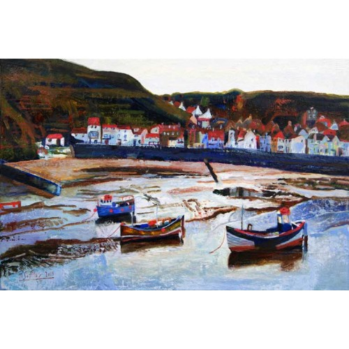 Blue Staithes