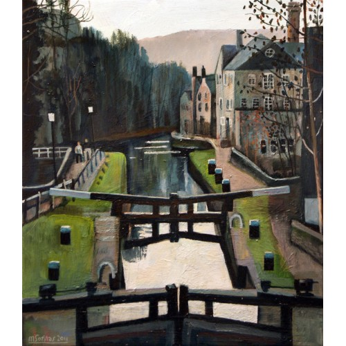 Hebden Locks