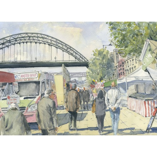 The Quayside Market
