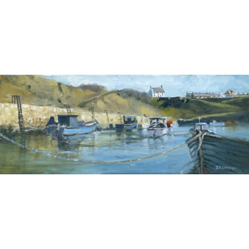 Seaton Sluice, harbour 2