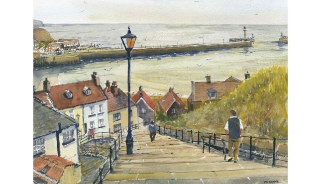 Pictures of Whitby